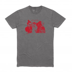 Dead or Alive T-Shirt (Grey Stone)