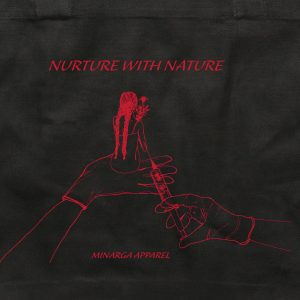 Nurture With Nature Tote Bag